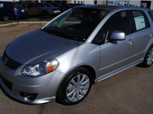 Low Down Payment Car: 2011 Suzuki SX4