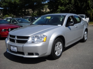 Bad Credit Used Cars: 2009 Dodge Avenger for sale