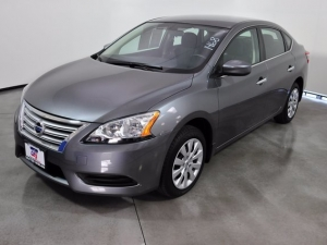 2015 Nissan Sentra For $500 Down Payment